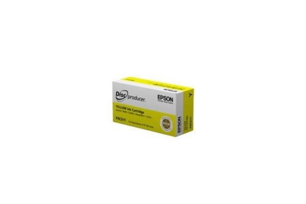 EPSON Tintenpatrone yellow 30774 Discproducer PP-100
