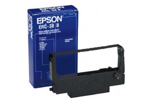 EPSON ERC 38BK