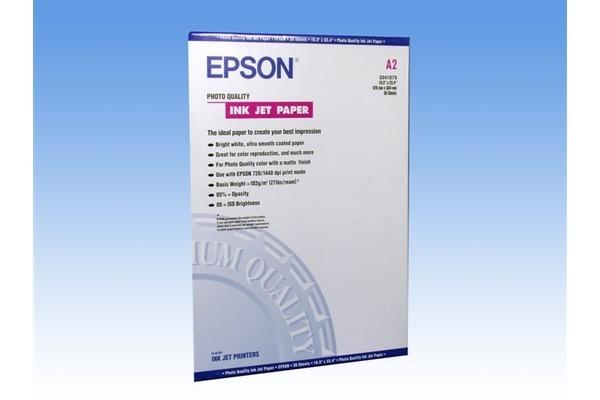 EPSON Photo Paper A2 S041079 InkJet 102g 30 Blatt