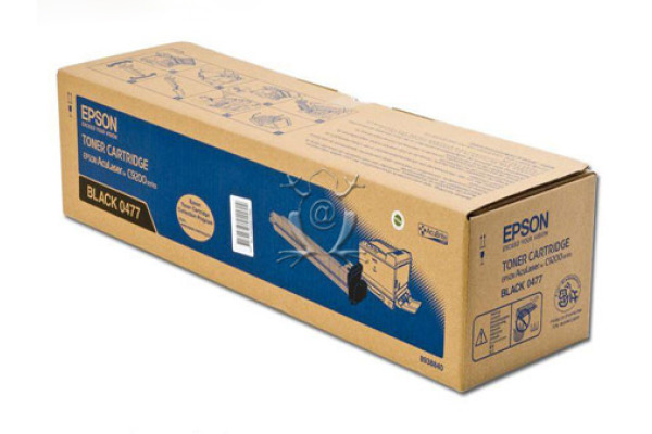 EPSON Toner-Modul schwarz S050477 AcuLaser C9200 14´000 Seiten