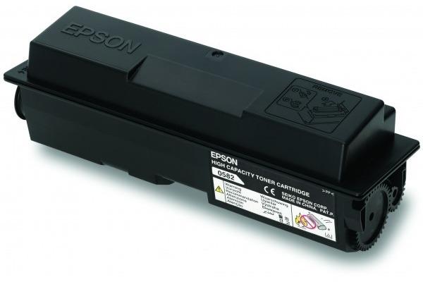 EPSON Toner-Modul return HY schwarz S050584 AcuLaser M2400 8000 Seiten