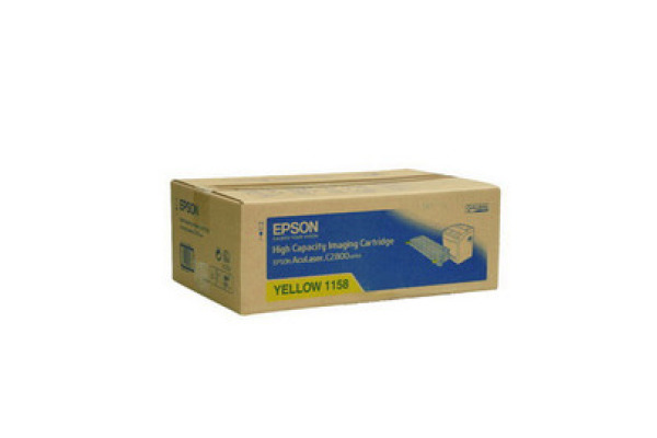 EPSON Toner-Modul HY yellow S051158 AcuLaser C2800 6000 Seiten
