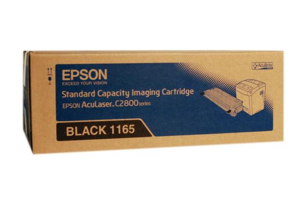 EPSON Toner-Modul schwarz S051165 AcuLaser C2800 3000 Seiten