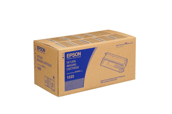 EPSON Toner-Modul schwarz S051222 AcuLaser M7000N 15´000 Seiten