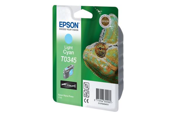 EPSON Tintenpatrone light cyan T034540 Stylus Photo 2100P 440 Seiten