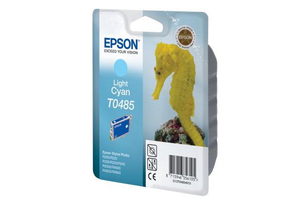EPSON Tintenpatrone light cyan T048540 Stylus Photo R300/RX500 430 S.