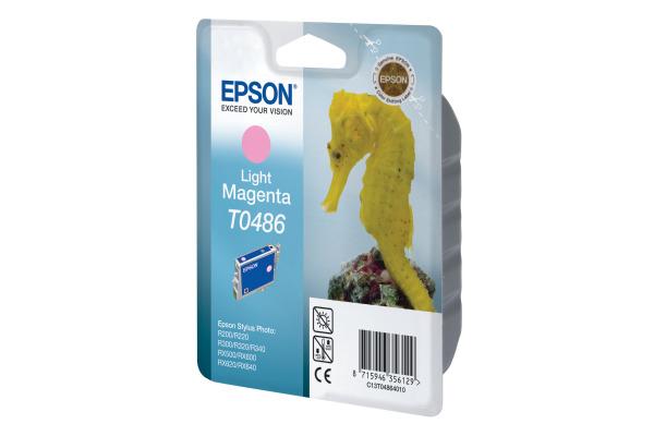 EPSON Tintenpatrone light magenta T048640 Stylus Photo R300/RX500 430 S.