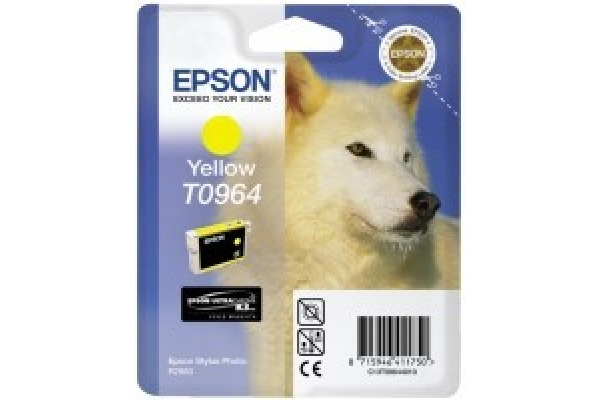 EPSON Tintenpatrone yellow T096440 Stylus Photo R2880 11.4ml