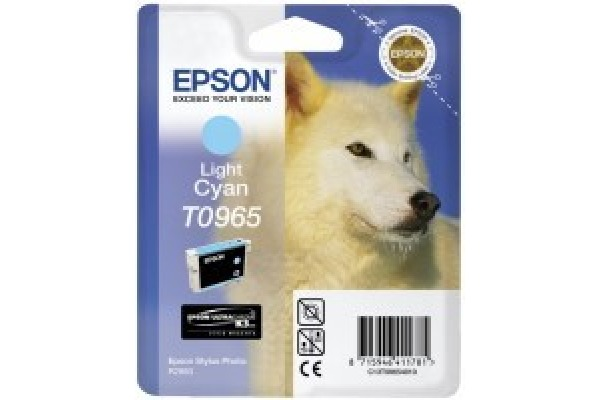 EPSON Tintenpatrone light cyan T096540 Stylus Photo R2880 11.4ml