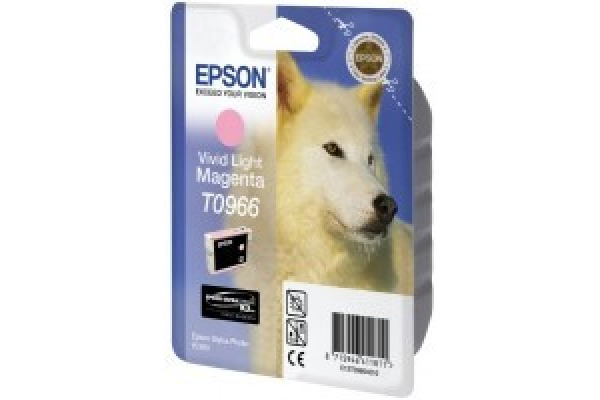 EPSON Tintenpatrone light magenta T096640 Stylus Photo R2880 11.4ml