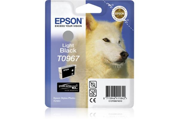 EPSON Tintenpatrone light black T096740 Stylus Photo R2880 11.4ml