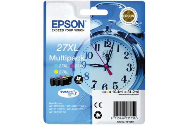 EPSON Tinte für EPSON WorkForce WF-3620DWF, Multipack XL