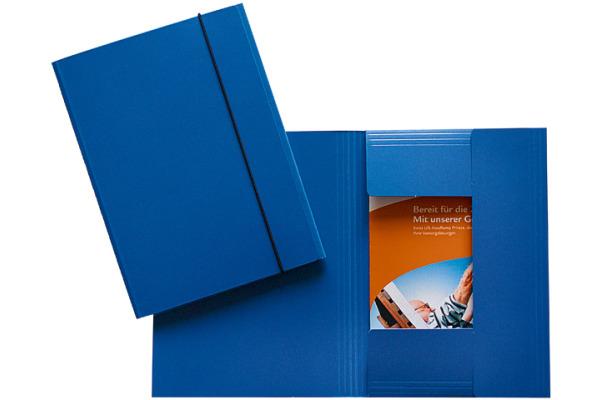 EROLA ER-Pendenzenmappe A5 33195 blau