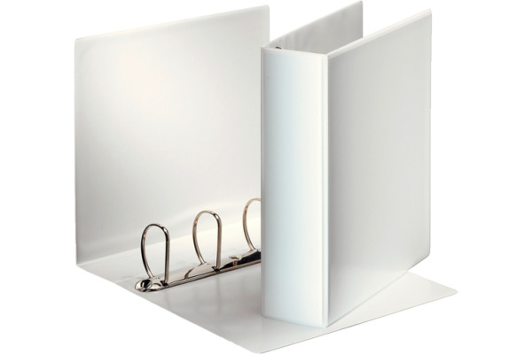 ESSELTE Präsentationsringbuch A4 49706 weiss, 86x319x288mm 600 Blatt