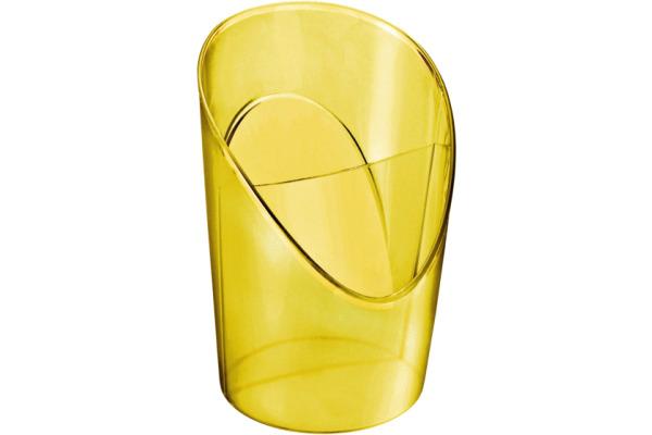 ESSELTE Stifteköcher 626267 ColourIce, gelb