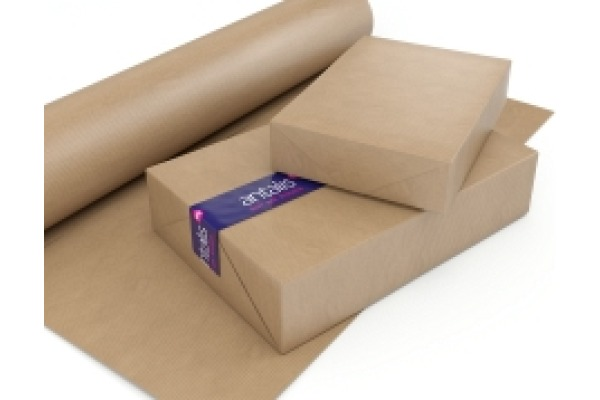 EUROKRAFT Kraftpapier-Rolle 80g 276839 75cmx300m 18kg