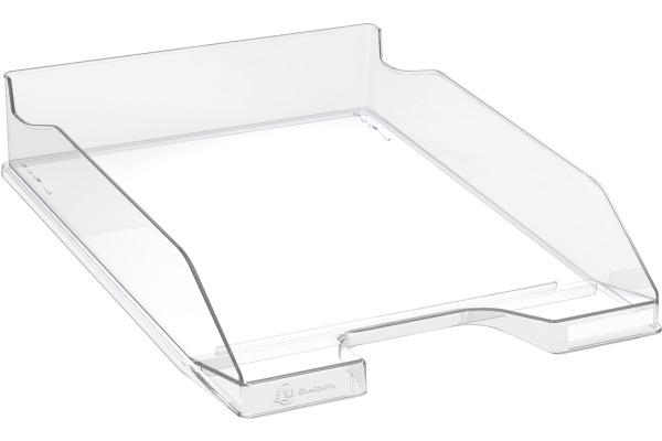 EXACOMPTA Briefkorb 34,7x25,5x6,5cm 113223D transparent