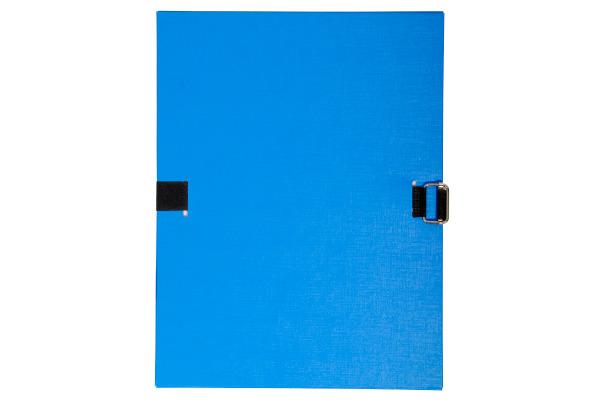 EXACOMPTA Dokumentenmappe PP A4 30005H blau