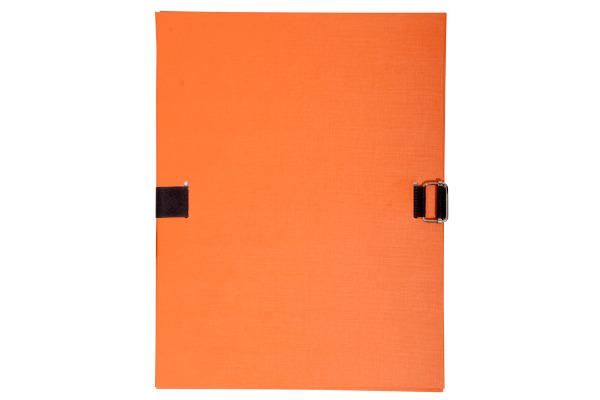 EXACOMPTA Dokumentenmappe PP A4 30017H orange