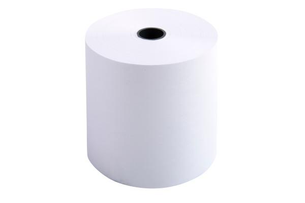 EXACOMPTA Rollen Offset Papier 10Stk. 40513E 70x70mmx40m für Kasse