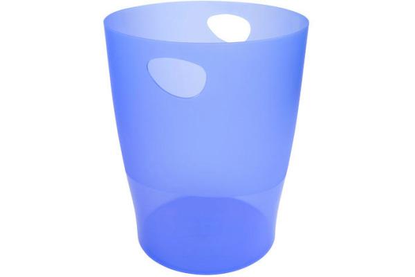 EXACOMPTA Papierkorb Ecobin 45310D blau 15lt