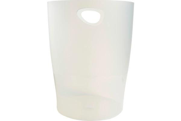 EXACOMPTA Papierkorb Ecobin 45357D transparent 15lt