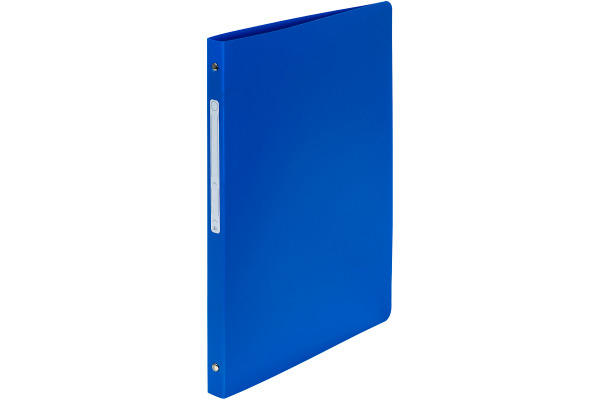 EXACOMPTA Ringbuch, PP, 4-Ring-Mechanik, DIN A4, blau
