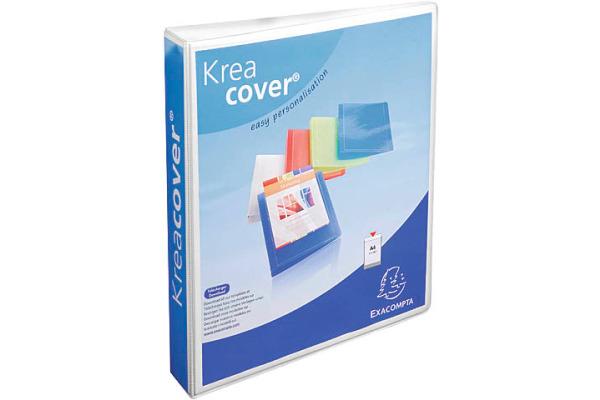 EXACOMPTA Präsentations-Ringbuch, A4 Maxi,...