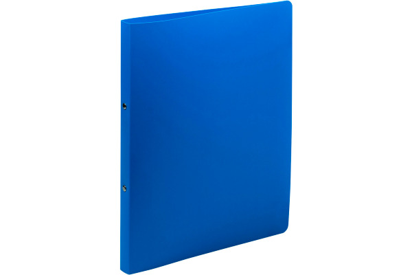 EXACOMPTA Ringbuch PP, 2-Ring-Mechanik, DIN A4, blau