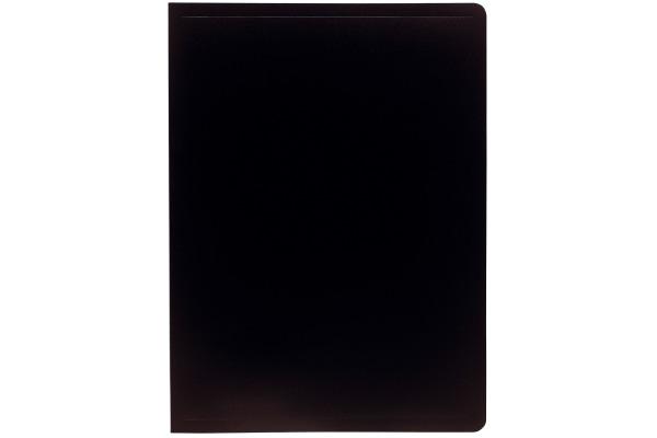 schwarz 60 Hüllen DIN A4 EXACOMPTA Sichtbuch PP