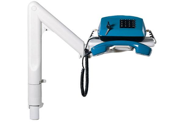 EXACOMPTA Telefon-Schwenkarm 86540D grau 250x175mm