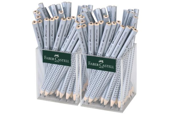 FABER-CASTELL Bleistifte Grip Jumbo 4mm HB 111965...