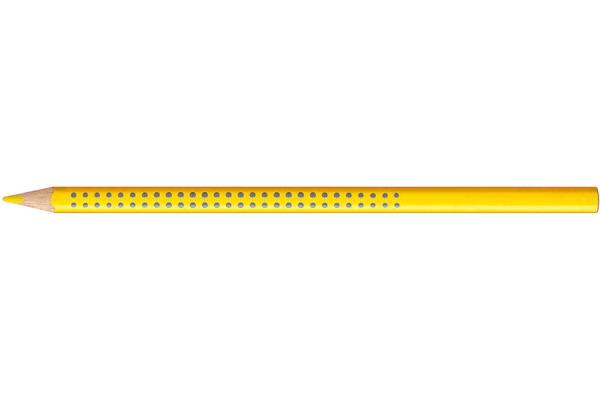 FABER-CASTELL Farbstifte Colour Grip 112407 kadmiumgelb
