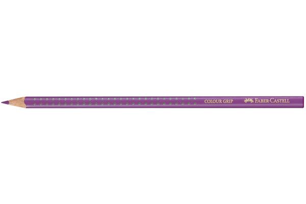 FABER-CASTELL Farbstifte Colour Grip 112434 karmin
