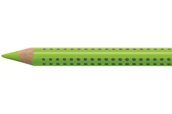 FABER-CASTELL Textliner Jumbo Grip 5mm 114863 grün