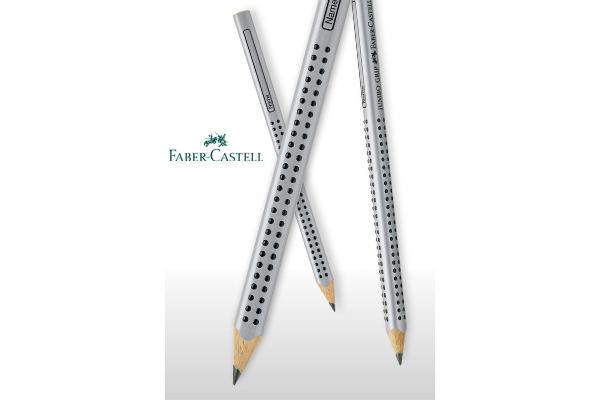 FABER-CASTELL Bleistift GRIP 2001 2H 117012