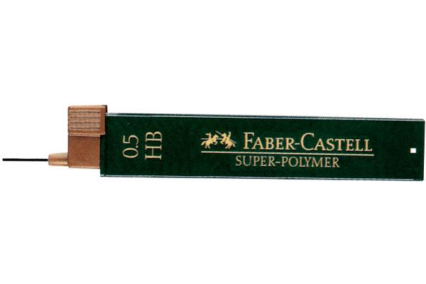 HB 4005401205005 FABERCASTELL Feinmine Super Polymer 0,5mm