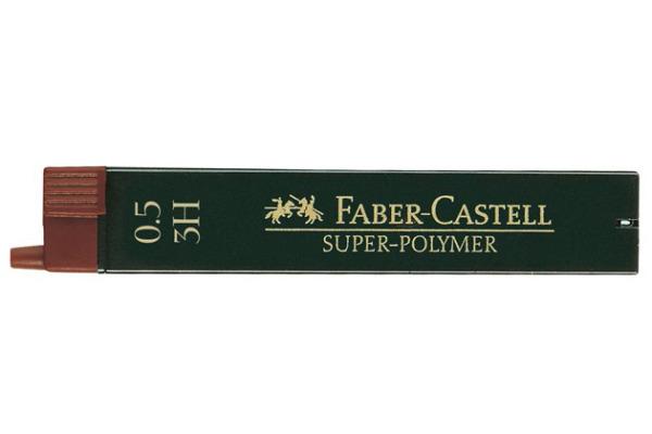 FABER-CASTELL Minen 3H 120513 0,5mm