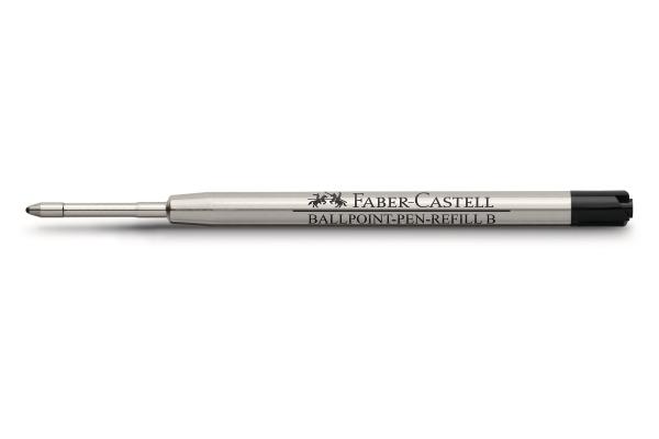 FABER-CASTELL Mine Refill Grip B 148742 schwarz