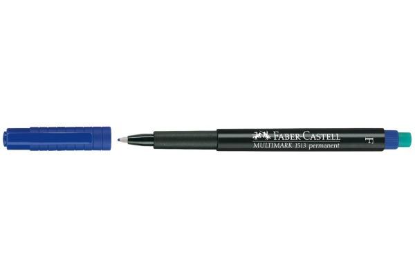 FABER-CA. OHP MULTIMARK F 151351 blau perm.