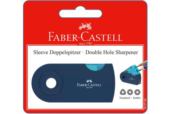 FABER-CA. Doppelspitzer 182790 Sleeve Trend assortiert div. Farben