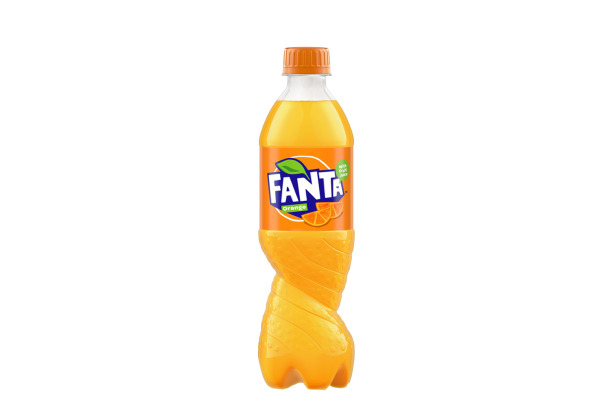 FANTA Orange 45cl Pet 8247 6 Stück