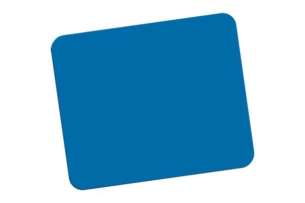 FELLOWES Einfaches Maus Pad 29700 blau
