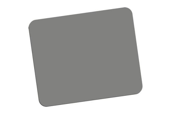 FELLOWES Einfaches Maus Pad 29702 grau