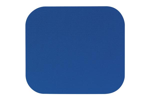 FELLOWES Mausmatte gummiert 58021 blau
