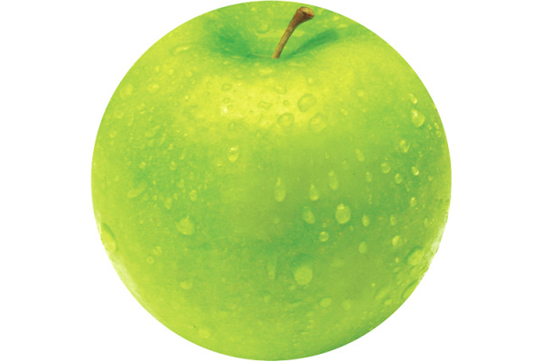 FELLOWES Mausmatte Apfel 5880703