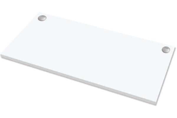 FELLOWES Levado Tischplatte 9870201 1800mm x 800mm Weiss