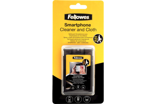 FELLOWES Smartphone Reiniger & Tuch 9910601