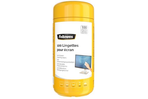 FELLOWES Bildschirm-Reinigungstücher 9970311 Dose