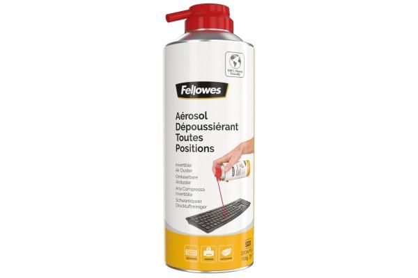 FELLOWES Druckluftreiniger,Schwenkbar 9974805 HFC-frei, 200ml